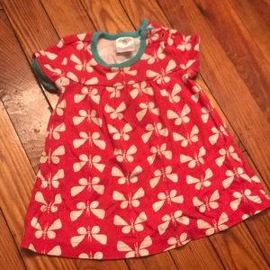 Hanna Andersson toddler dress